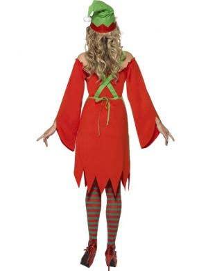 Cute Elf Women's Christmas Costume