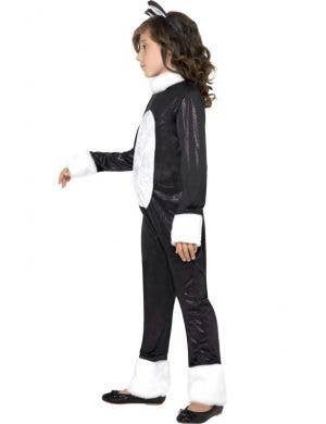 Cool Cat Girls Fancy Dress Costume