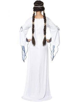 Medieval Maid Women's Fancy Dress Costume