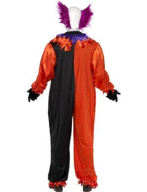 bo bo the clown mens halloween costume