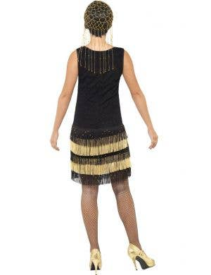 Fringed Flapper Women's 1920's Costume