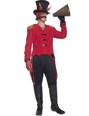 Villainous Ring Leader Halloween Costume