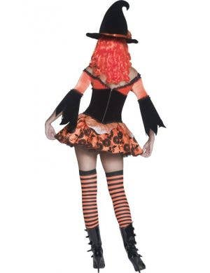 Tainted Garden Witch Women's Halloween Costume