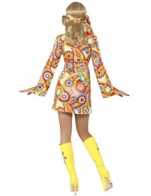 60's Hippie Chick Sexy Women's Costume