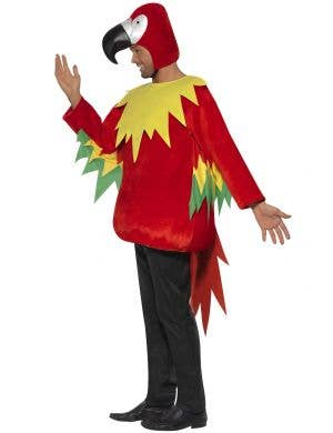 Polly the Parrot Adult's Fancy Dress Costume