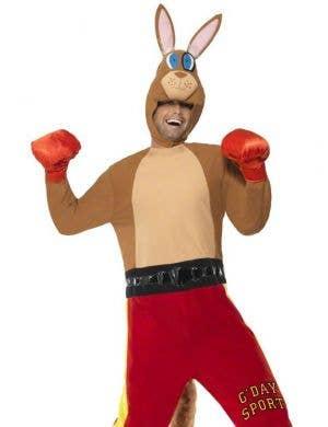 Boxing Kangaroo Men's Costume