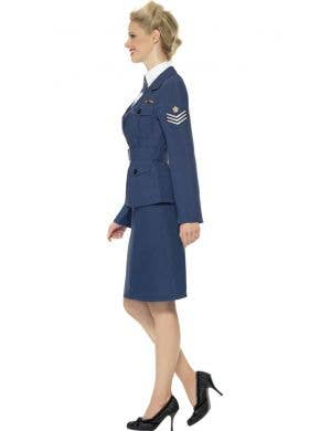 1940's Women's Air Force Captain Costume