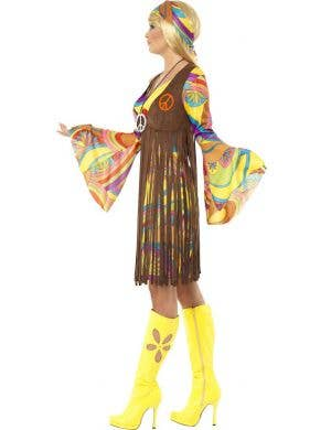 60's Groovy Lady Women's Hippie Costume