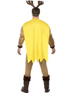 Super Reindeer Men's Funny Christmas Costume