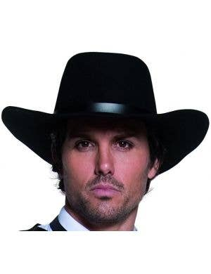 Western Gunslinger Black Hat