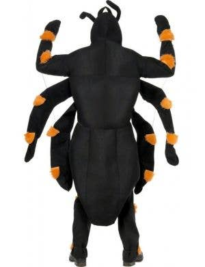 Crawling Black Spider Halloween Costume