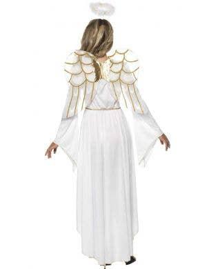 Festive Christmas Angel Women's Costume