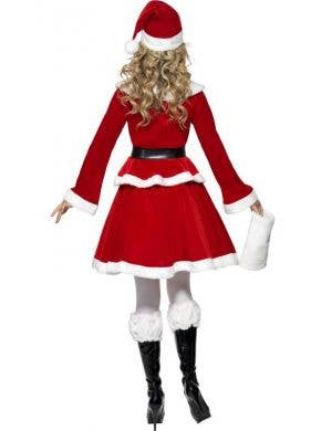 Miss Santa Christmas Fancy Dress Costume