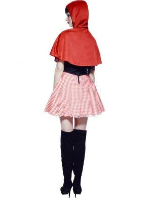 Racy Red Riding Hood Sexy Women's Costume