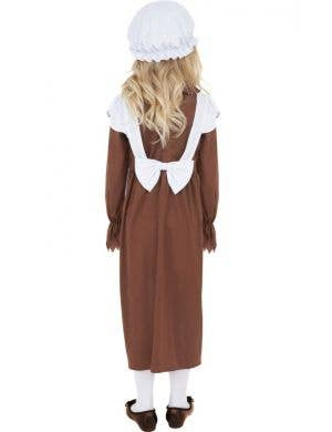 Poor Victorian Girls Fancy Dress Costume