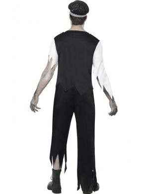 Police Officer Men's Zombie Costume