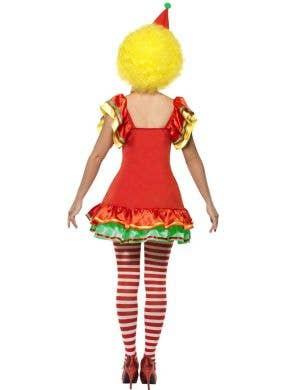 Boo Boo The Clown Women's Circus Costume