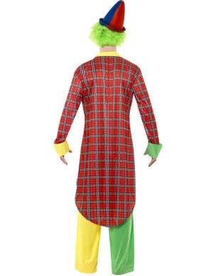 La Circus Clown Men's Costume