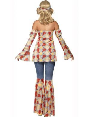 Vintage Hippie Women's 1970's Costume