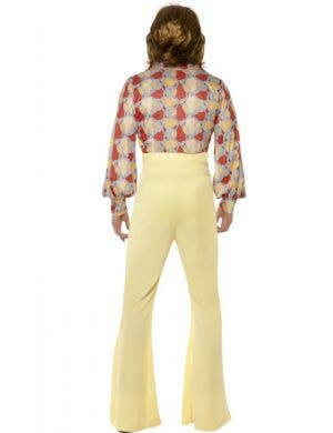 1970's Groovy Guy Men's Fancy Dress Costume