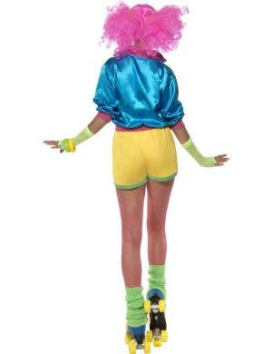 Skater Girl Women's 80's Costume