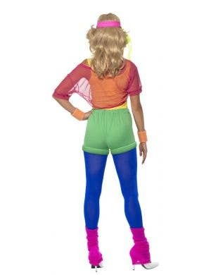 Let's Get Physical 80's Women's Costume