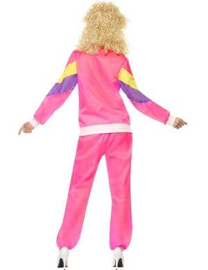 1980's Shell Suit Women's Fancy Dress Costume