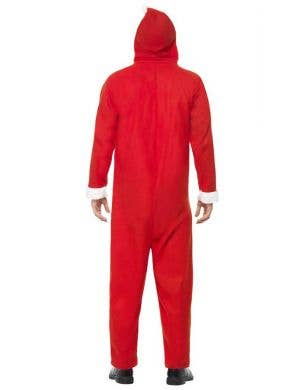 Santa Adult's Christmas Onesie Costume