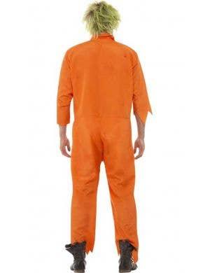 Death Row Inmate Men's Zombie Costume