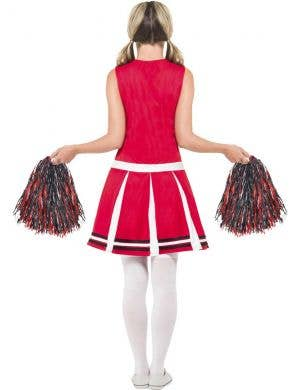 American Cheering Cheerleader Women's Costume