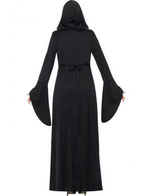 Dark Temptress Women's Hooded Plus Size Costume Robe