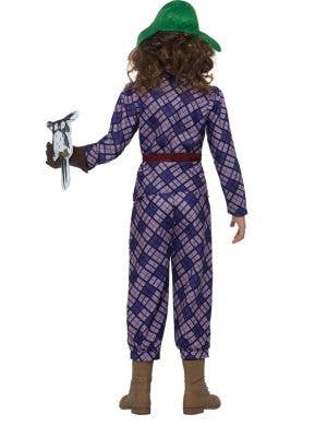David Walliams Deluxe Awful Auntie Girl's Fancy Dress Costume