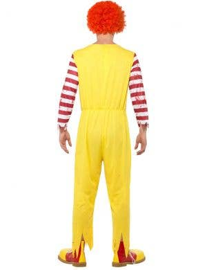 Kreepy Killer Clown Men's Halloween Costume