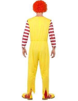 Kreepy Killer Clown Men's Halloween Costume