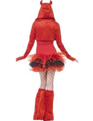 Tutu Devil Sexy Women's Halloween Costume