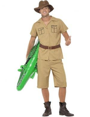 Outback Safari Men's Fancy Dress Costume
