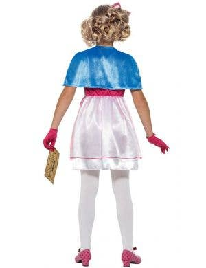 Veruca Salt Girls Willy Wonka Book Week Costume