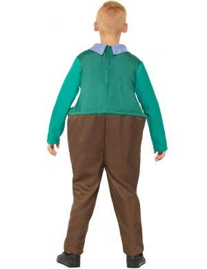 Augustus Gloop Boys Willy Wonka Book Week Costume