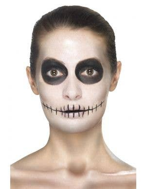 Sugar Skull Senorita Women's Day of the Dead Makeup Kit