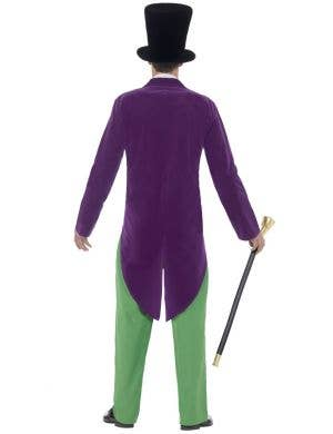 Willy Wonka Men's Roald Dahl Book Week Costume