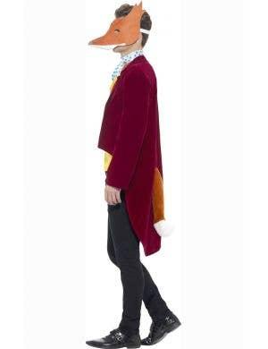 Fantastic Mr Fox Men's Roald Dahl Costume