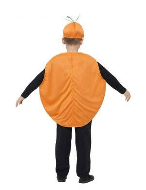 James and the Giant Peach Kids Orange Peach Costume