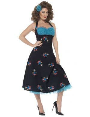 Cha Cha DiGregorio Women's Grease Costume