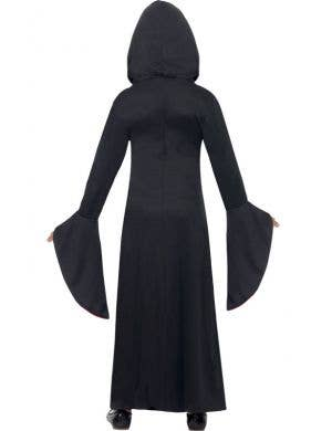Vampire Girls Red and Black Hooded Robe