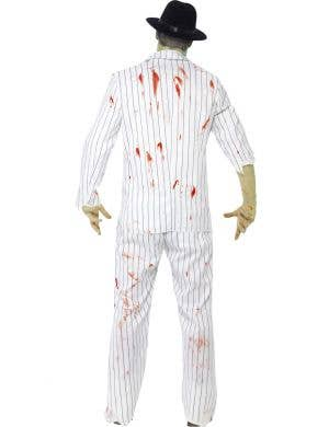 Roaring 20's Zombie Gangster Men's Costume