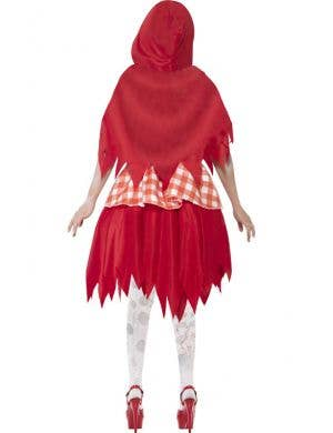 Hooded Beauty Women's Halloween Zombie Costume