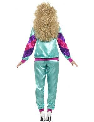 Height of Fashion 80's Shell Suit Fancy Dress Costume
