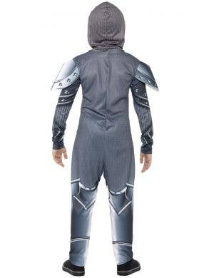 Armoured Knight Deluxe Boys Medieval Costume