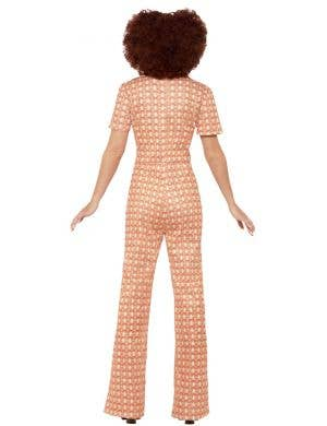 Authentic 70's Chic Women's Fancy Dress Costume