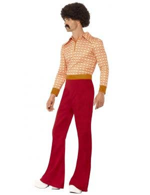 Authentic 70's Guy Men's Retro Costume